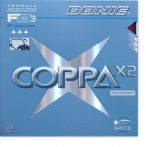 Donic Coppa X2 Platin Soft borítás