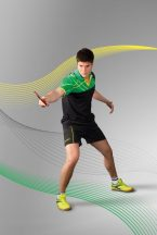 Donic Polo-Shirt Californiaflex Junior