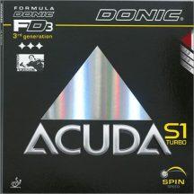 Donic Acuda S1 Turbo borítás
