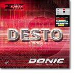 Donic Desto F3 borítás