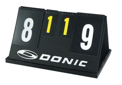 Donic Scoreboard Match