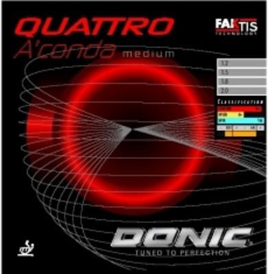 Donic Quattro A Conda Medium borítás