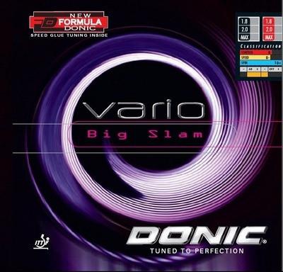 Donic Vario Big Slam borítás